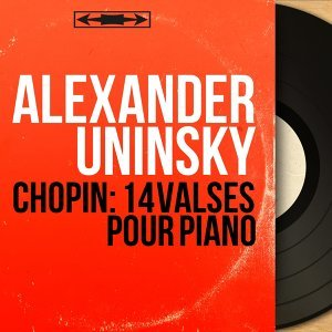Chopin: 14 Valses pour piano - Mono Version