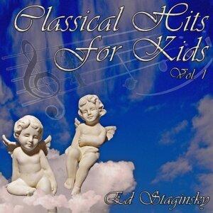 Klassik Hits Für Kids / Classic Hits For Kids - Volume 1