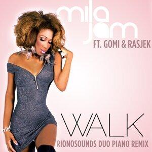 Walk - RionoSounds Duo Piano Remix