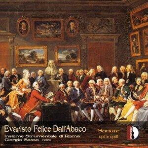 Evaristo Felice Dall'Abaco: Sonate
