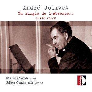 André Jolivet: Tu surgis de l'absence...