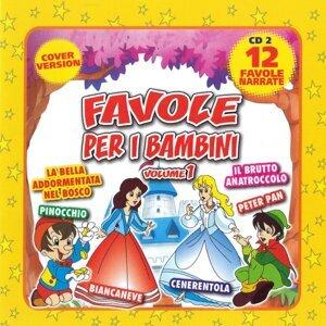Favole E Canzoni Per I Bambini Volume 1