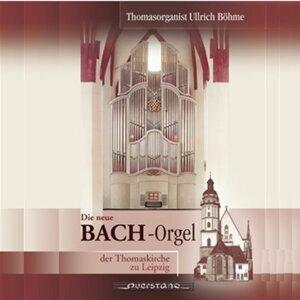 Die neue Bachorgel in der Thomaskirche zu Leipzig