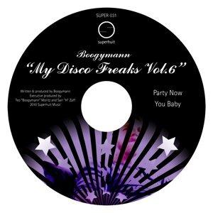 My Disco Freaks, Vol. 6