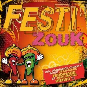 Festi-zouk - 100% ambiance chikity