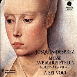 Desprez: Messe Ave Maris Stella (Motets à la Vierge)
