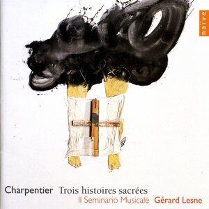 Charpentier: Trois Histoires Sacrées