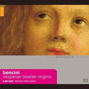 Bencini: Vesperae beatae virginis in sancto petro romae