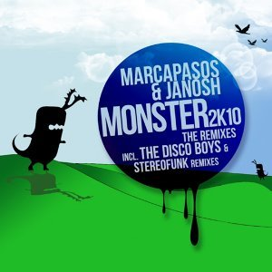 Monster 2k10 - The Mixes 2012