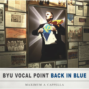 Back in Blue: Maximum A Cappella