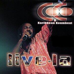 Live-la - Karibbean Koumbeat
