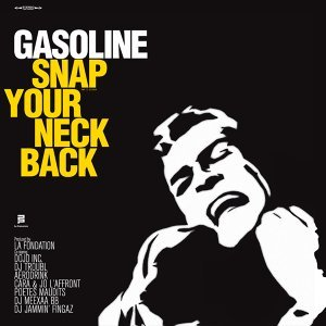 Snap you neck back