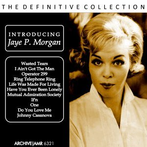 Introducing Jaye P. Morgan