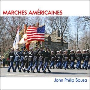 Marches américaines - Majorettes, March!