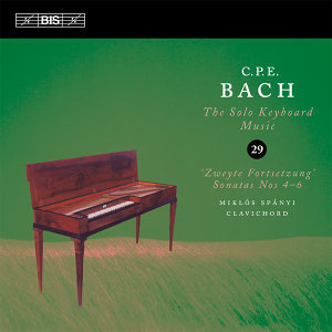 C.P.E. Bach: The Solo Keyboard Music, Vol. 29