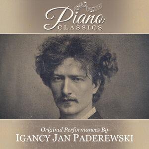 Original Performances By Ignace Paderewski