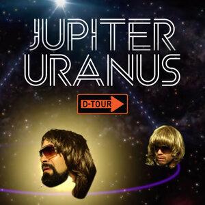 Jupiter Uranus