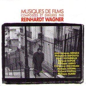 Musiques de films composées et dirigées par Reinhardt Wagner
