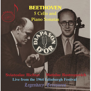 Beethoven: 5 Cello Sonatas Live (Edinburgh Festival, 1964)