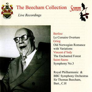 The Beecham Colleciton: Berlioz, Grieg, D'Indy & Saint-Saëns