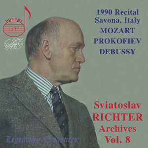 Richter Archives, Vol. 8: 1990 Savona, Italy Recital (Live)
