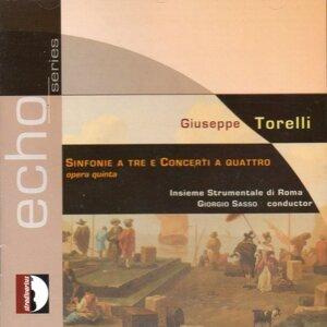Giuseppe Torelli: Sinfonie a tre e Concerti a quattro, Op. 5