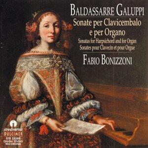 Baldassarre Galuppi: Sonate per clavicembalo e per organo