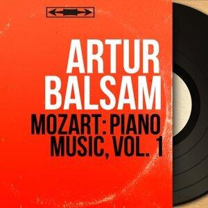 Mozart: Piano Music, Vol. 1 - Mono Version