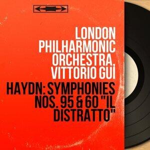 """Haydn: Symphonies Nos. 95 & 60 """"Il distratto"""" - Mono Version"""
