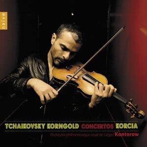 Korngold & Tchaïkovski: Concertos