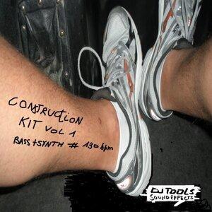 Construction Kit Volume 1 - Bass & Synth @ 130 bpm - DJ Tools