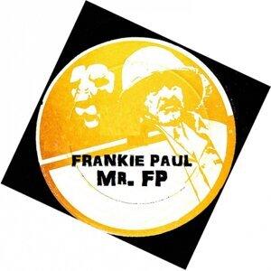 Mr.Frankie Paul