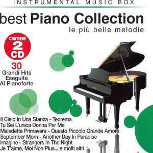 Best Piano Collection - Italian Hit