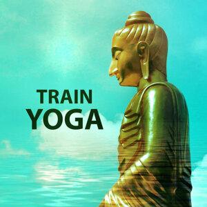 Train Yoga – Chakra Balancing, Reiki Music, Kundalini, Soft Music for Meditation, Sounds of Yoga, Zen, Calmness, Harmony