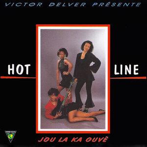 Hot Line: Jou la ka ouvè - EP