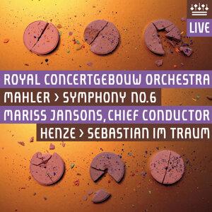 Mahler: Symphony No. 6 - Henze: Sebastian im Traum (Live)