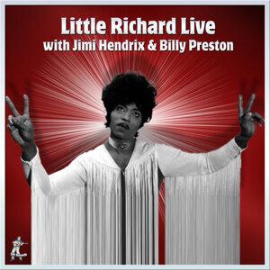 Little Richard Live featuring Billy Preston and Jimi Hendrix