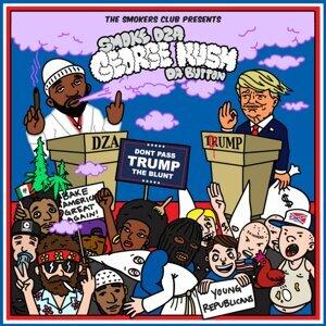George Kush da Button: Don't Pass Trump the Blunt