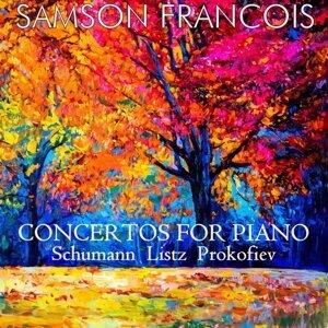 Concertos for Piano: Schumann, Liszt, Prokofiev