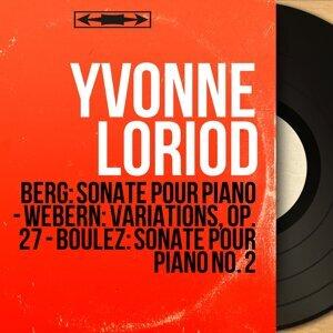 Berg: Sonate pour piano - Webern: Variations, Op. 27 - Boulez: Sonate pour piano No. 2 - Mono Version