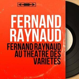 Fernand Raynaud au Théâtre des variétés - Mono version