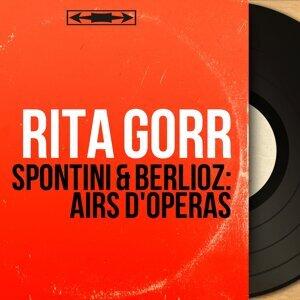 Spontini & Berlioz: Airs d'opéras - Mono Version