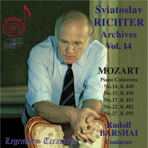Richter Archives, Vol. 14: Mozart Piano Concertos (Live)