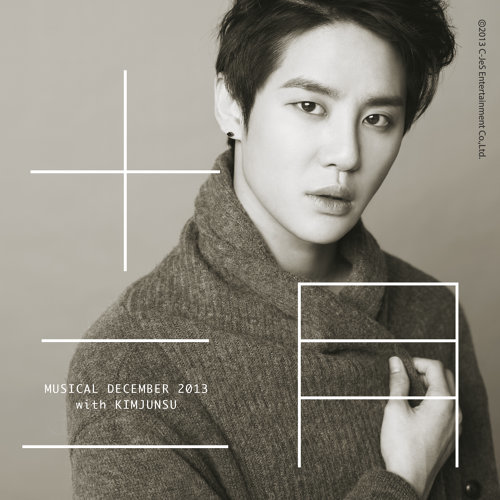 MUSICAL DECEMBER 2013 WITH KIMJUNSU