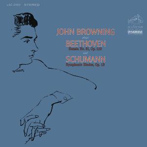 Beethoven: Piano Sonata No. 31 in A-Flat Major, Op. 110 & Schumann: Symphonic Etudes, Op.13