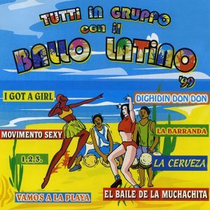 Tutti in gruppo con il ballo latino - '99
