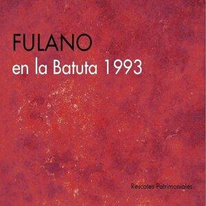 Fulano en la Batuta 1993 (En Vivo en Santiago de Chile)