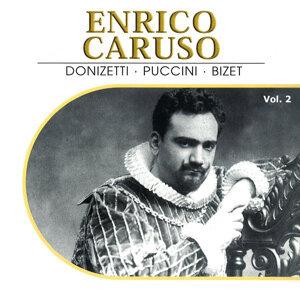 Enrico Caruso, Vol. 2 (Recorded 1908-1910)