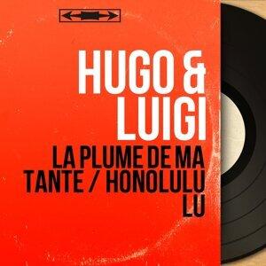 La plume de ma tante / Honolulu Lu - Mono Version
