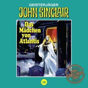 Tonstudio Braun, Folge 78: Das Mädchen von Atlantis. Teil 1 von 3